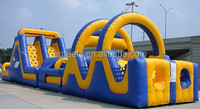 Party rental big inflatable trampoline, inflatable game G5038