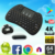 New product H9 air mouse for Android TV BT remote control tv With Good Quality Wireless control