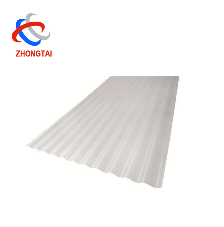 Curved aluminium insulation metal roofing sheet
