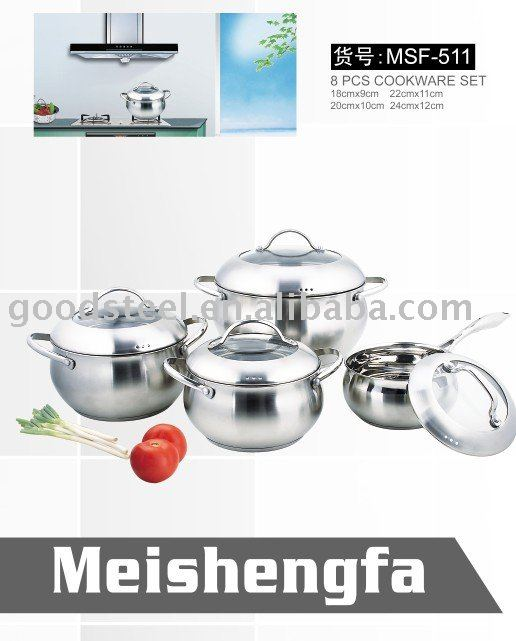 apple cookware pot