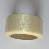 glue Surface Treatment and Wall Materials Application self adhesive fiberglass mesh tape