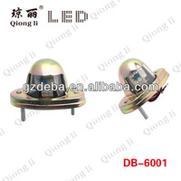 LED number license plate lamp for trailer tractor