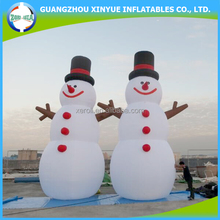2014 best quality funny giant lowes outdoor inflatable abominable snowman christmas decoration
