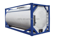 20FT 30FT 40FT Liquid chemicals tank container