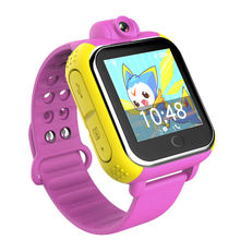 G75 New Life Waterproof Children Smart Watch Phone WIFI 3G Touch screen watches for Kids GPS Tracker Watch