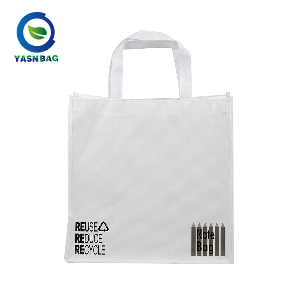 China Supplier High Quality Reusable PP Non Woven Lamination Shopping Tote Bag