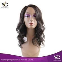 2017 new hair products low density wig for young lady, natural hair women wig