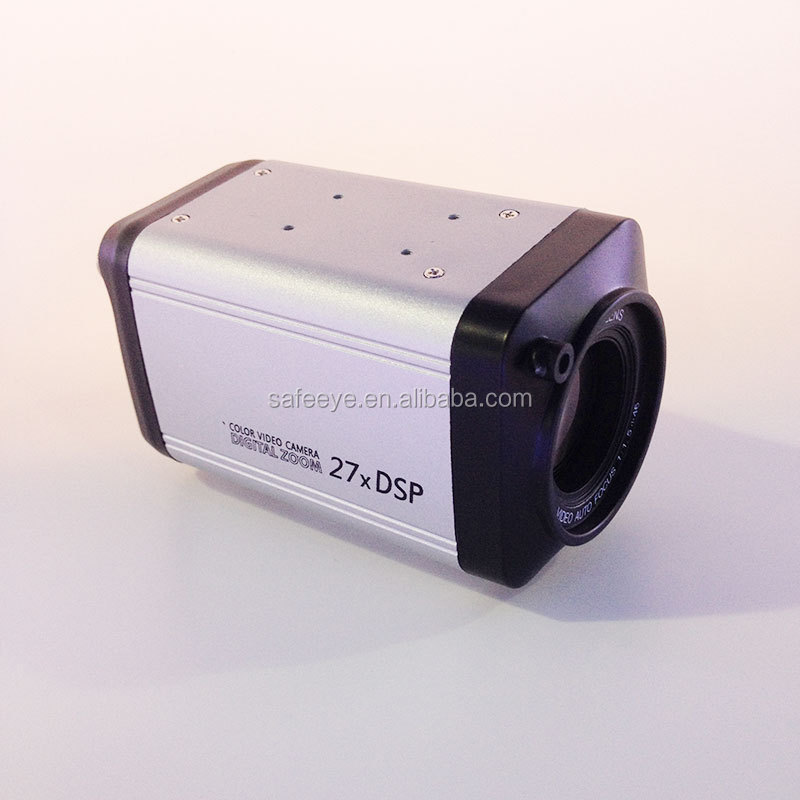 China High speed focus 1000tvl sony sensor DSP zoom camera
