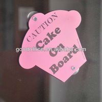 best promotion gift hot sales and low price plastic sign board