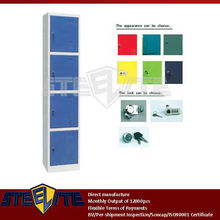 cheap school dormitory locker cabinets for sale/4 door steel wardrobe lift/home gym locker supplies/kids bedroom cupboard design