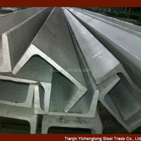 stainless U channel steel aisi304 201 316L