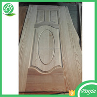 4mm okoume wood veneer HDF door skin