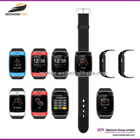[Somostel] S12 Smart bluetooth digital watch connect Android/IOS Phone Watch Sync Call Pedometer Touch Screen Bluetooth Watch