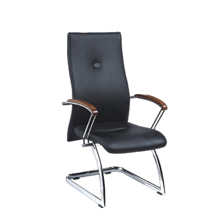 Cheap umbar support office chair computer chairs without wheels