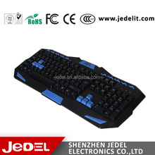 Multimedia keyboard colored computer Keyboard latest models