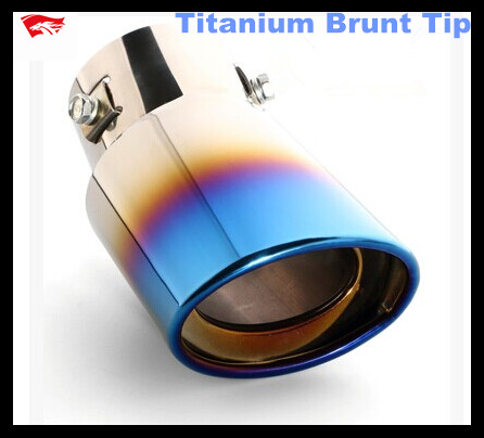 Stainless universal car exhaust muffler pipe (1).jpg ...  sc 1 st  Alibaba & China Auto Part Stainless Steel 304 Exhaust Muffer Tail Pipe With ...
