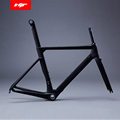 Custom Accept! 2017HONGFU BIKE 700c bike carbon fiber frame BB86 BSA Road bicycle frame