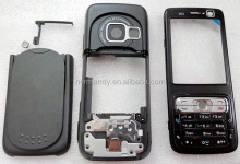 for nokia N73 full housing with keypad lens face cover battery door cell phone housing