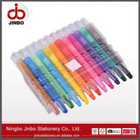 Professional mould design factory directly grease pencil colour crayon