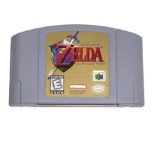 Factory supply N64 video game Legend of Zelda: Ocarina of Time
