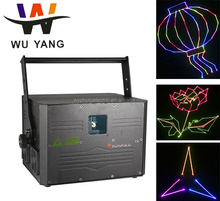 3watts anolog full color animation disco laser party light for sale