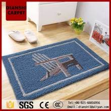 Wholesale Colorful Exhibition Polyester 3d Rural Wind Carpet For Sale