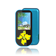 Portable mp4 mp5 game player for gift