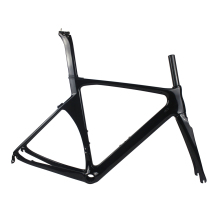 700C carbon road bike frame aero dynamic bicycle racing carbon fiber frame Weight 1048g+-50g