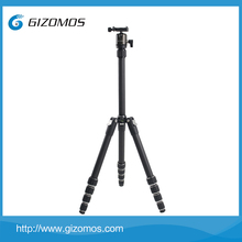 Gizomos Most Lightweight Photo Tripod Carbon Fiber for Nikon DSLRs Camera