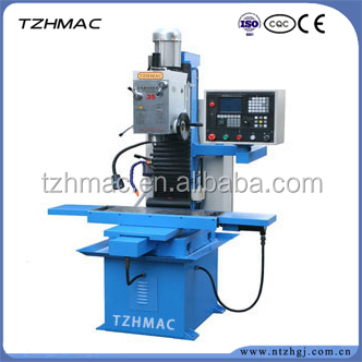 Price factory CNC power feed machining drilling and milling machine ZXK7035