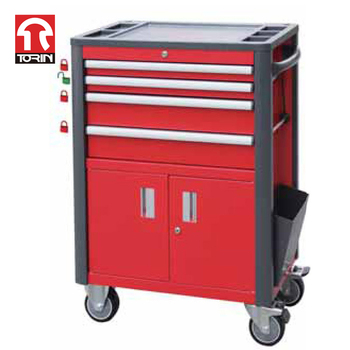 Torin TBR-W9804T-X Wholesale 2 Drawers And 1 Door Metal Storage Cheap Tool Cabinet