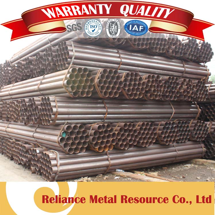 BEST PRICE OF MS ERW EFW WELDED PIPE