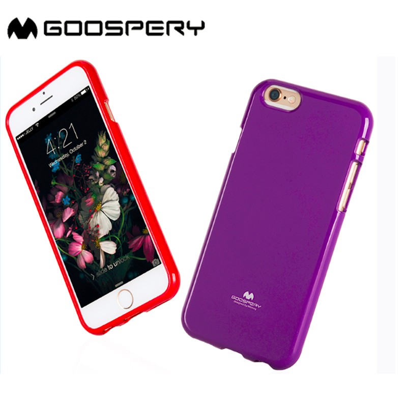 Mercury latest design soft jelly mobile phone case for iphone for samsung