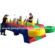 so hot inflatable floating ball pass PK fuuny kids sport games,inflatable carnival game