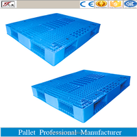 low price warehouse plastic pallets for storage