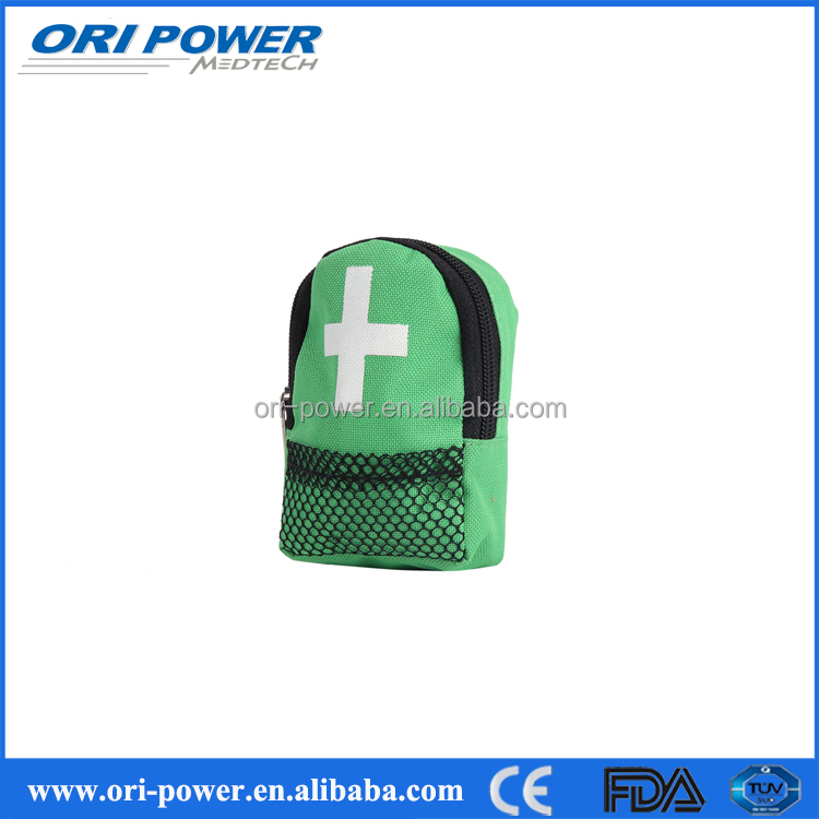 OP promotional FDA CE ISO approved mini handy travel gift first aid kit supplies