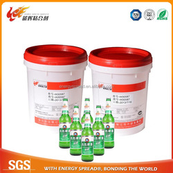 Odorless Water Based Compound Adhesive for labeling