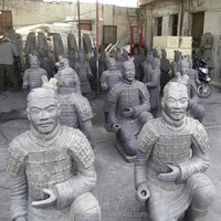 Decorative Terra Cotta Warriors With Life