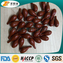 Factory Price Food Supplements ampalaya soft gel capsule