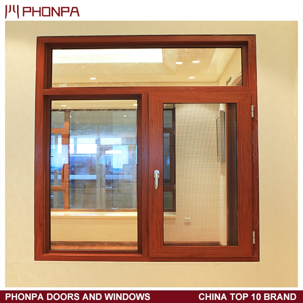 Best Selling Aluminum Window Cheap Price For Thermal Break