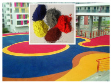 Color Cement ( red , yellow ,black , green , bule)