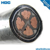 4 Core 240mm XLPE cable 600/1000V PVC SWA Amored Power Cable