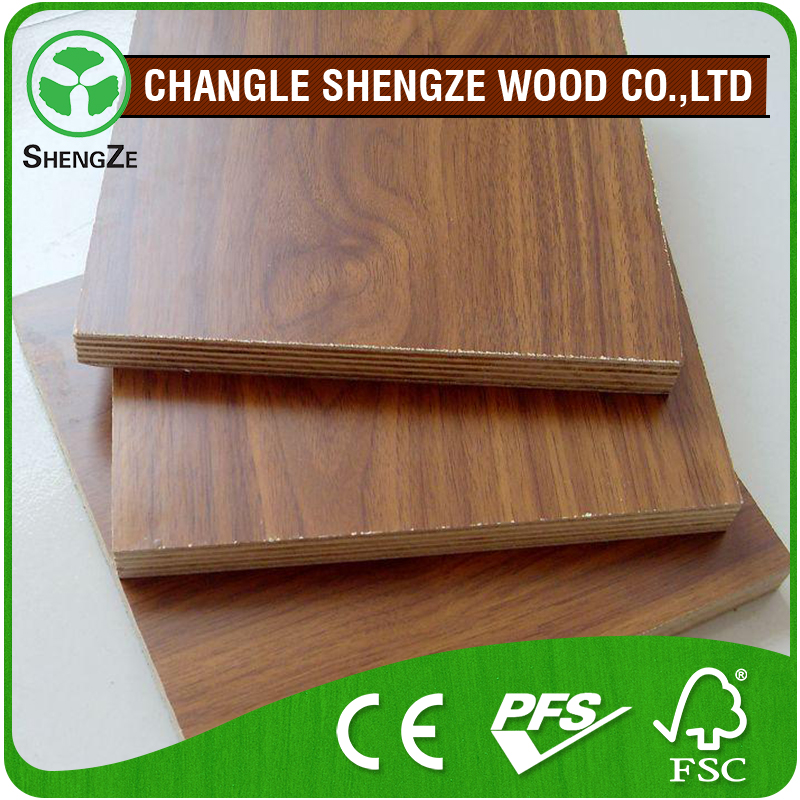 Butterfly aluminum faced plywood sheets