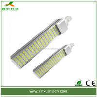 Hot selling led plug light SMD5050 7w 9w 6400k pl light