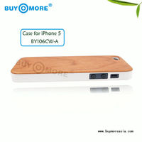 durable and luxury wooden smart mobile phone cover for iphone4,wooden smart cover case for iphone5,wood case for iphone5