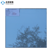 3mm 4mm 5mm 8mm 12mm Tinted Tempered Glass with Low Cost