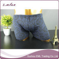 Men boxer shorts/cheap underwear for men wholesale