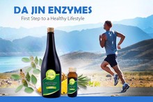 Daily Enzyme Drink with Enzyme Food Supplements