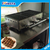 Looking for distributor manufactural commercial LPG gas takoyaki machine fish ball making machine for sale
