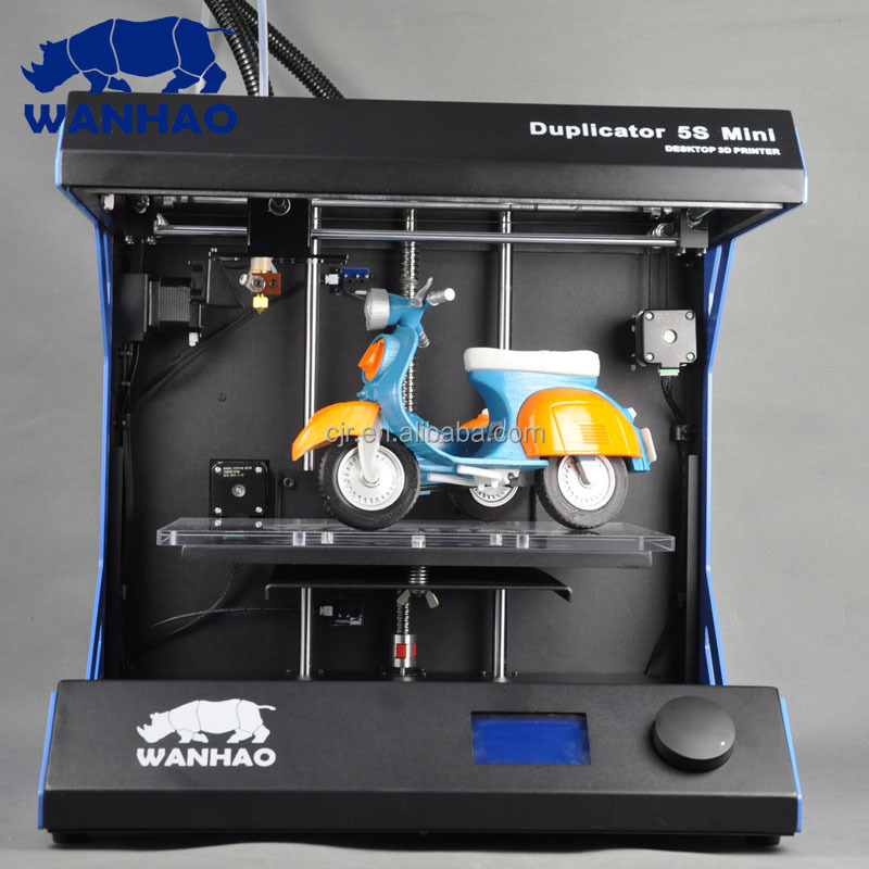 WORLD FIRST FULL COLOR 3D <strong>PRINTER</strong> 2016 WANHAO